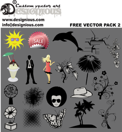 Free Vector Pack 3