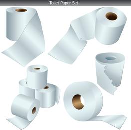 Papel higiênico Clip Art