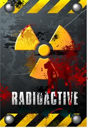 Vektor der nuklearen Warnzeichen-02