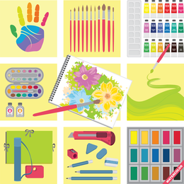 Vector Drawing Tools Series
