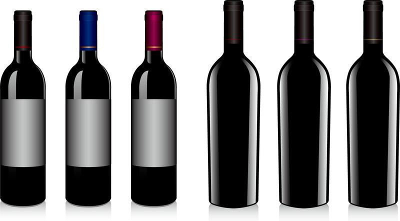 Vector Red Wine 2