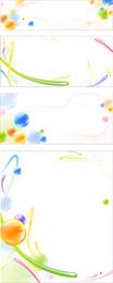 Crystal Ball Líneas dinámicas del vector