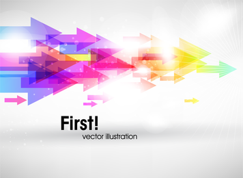 Symphony Of Light Vector Graphic 2