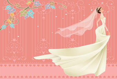 Wedding Vector Graphic 26