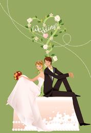 Wedding Vector Graphic 4