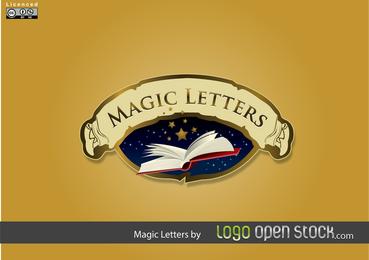 Insignia de letras magicas