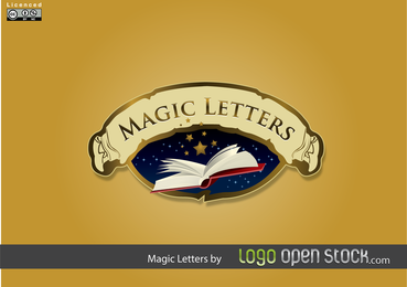 Magic Letters Badge