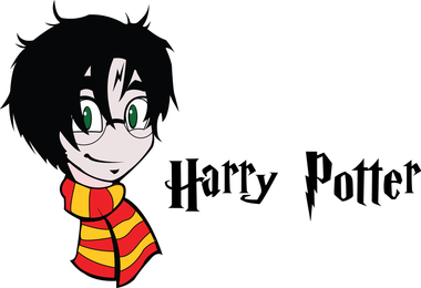 Harry Potter Vector