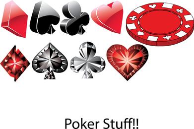 Free Poker Vectors