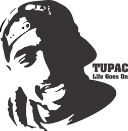 Tupac Shakur-T-Shirt-Design-Vektor