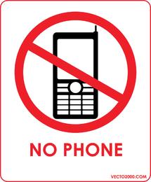 Sin teléfono