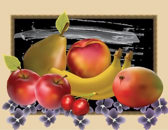 Bodegon Fruit