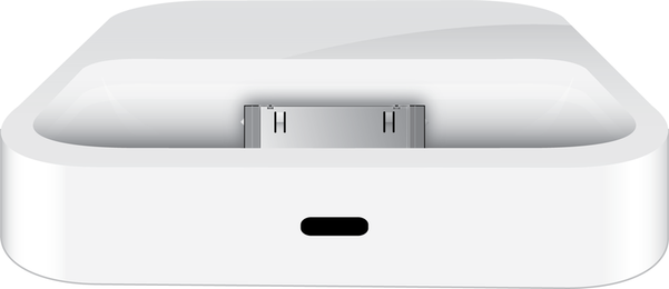 Apple Universal Dock Vector