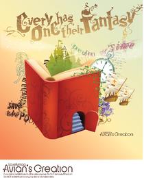 Livro de fantasia