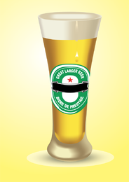 Cerveza grande