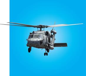 Helicóptero del ejército