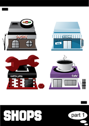 Shop Vectors Pack