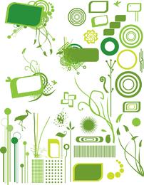 Elementos botânicos