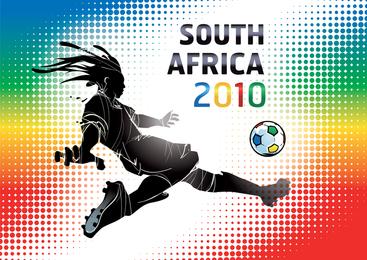 Fondo de pantalla de la Copa del mundo Sudáfrica 2010