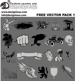 Free Vector Pack 2 2