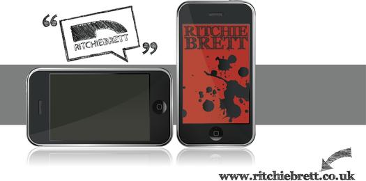 Iphone 3Gs Ritchie Brett