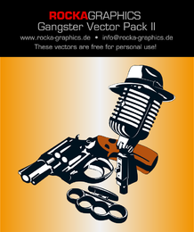 Gangster design pack