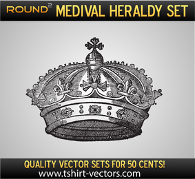 Heraldry Sample Crown