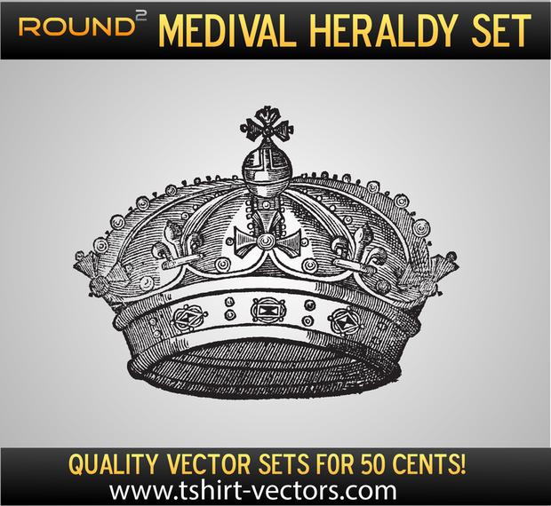 Heraldry Sample Crown