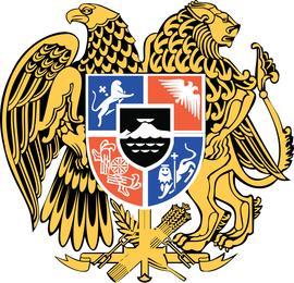 Heráldica águila armerias armonia vectoriales
