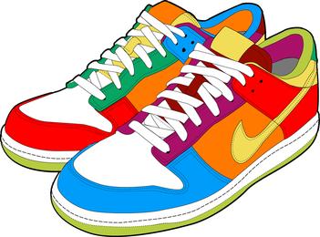 Sneakers Vector 2