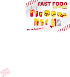 Set de comida rápida