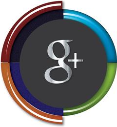 Free Vector Google Plus Icon