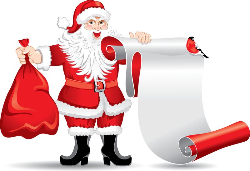 Santa 02 Vector