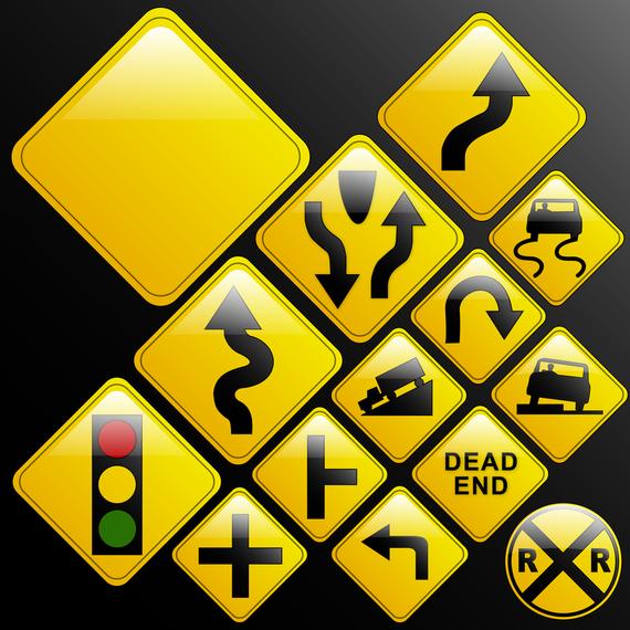 Traffic Signs Vector 2