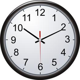 Cronómetro reloj vector