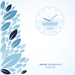 Four Seasons Presentation Vector