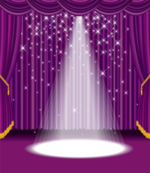 Vetor de palco 4