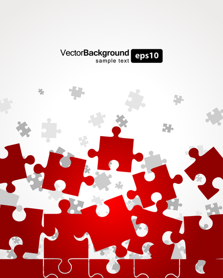 Brilliant Puzzle 04 Vector