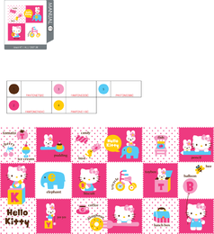 Hello Kitty Official Vector 159173