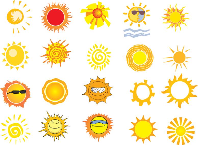 Sun Vector 2
