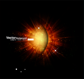 Vetor colorido Symphony 3