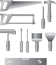 Maintenance Tool 01 Vector
