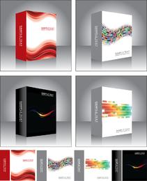 Symphony Software Box Vector