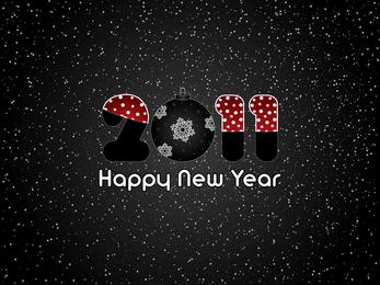 2011 New Year Clip Art