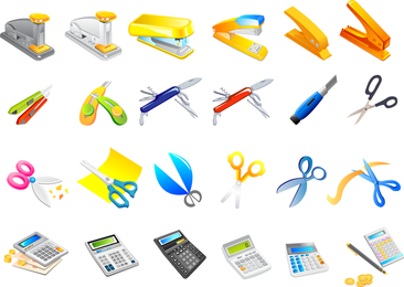 Collection of office tools