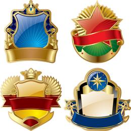 Emblema Do Logotipo Do Vetor Lindo