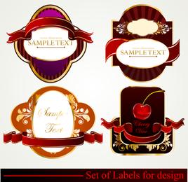 Einige Label-Vektor