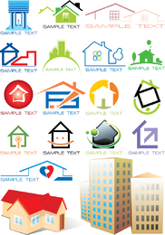 House House Graphics Vector