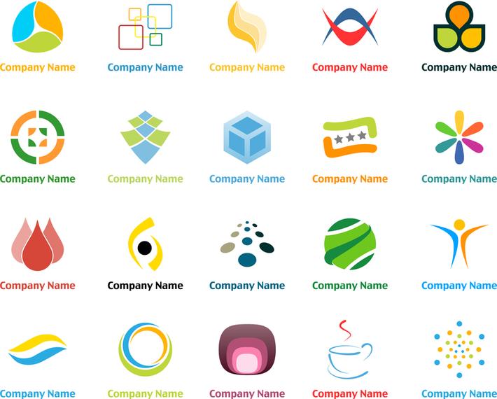 20 Vector Logo Design Templates 2