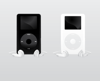 Vector libre Ipod